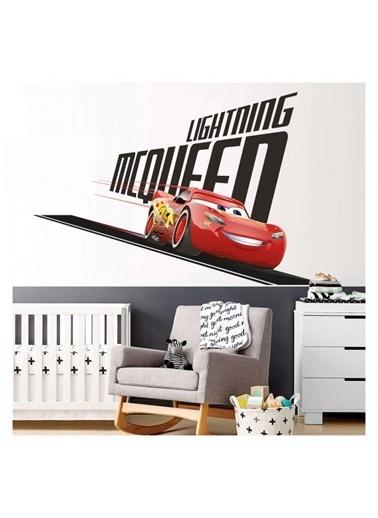 Disney Arabalar-2 113x75 cm Duvar Sticker Renkli